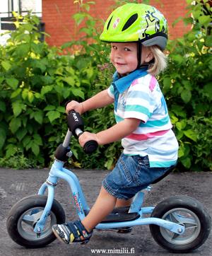 Potkupyörä 2 Vuotiaalle